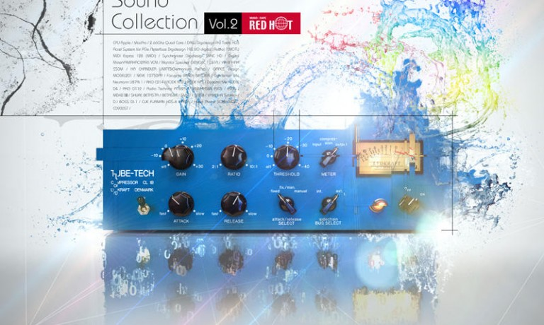 Music ✕ Cafe RED HOT「Sound Collection Vol.2」